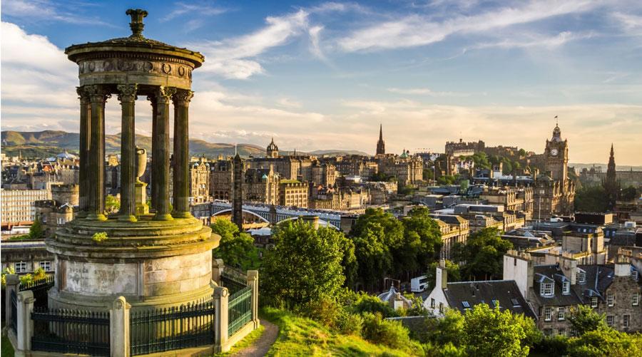 Viaggio studio a Edimburgo