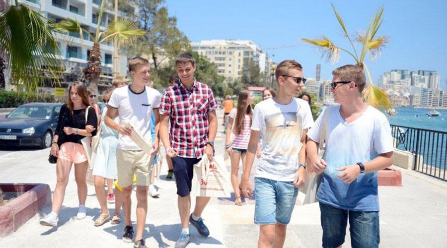 Viaggio studio a Malta - Club Residence
