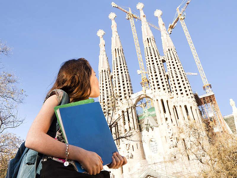 Viaggio studio a Barcellona