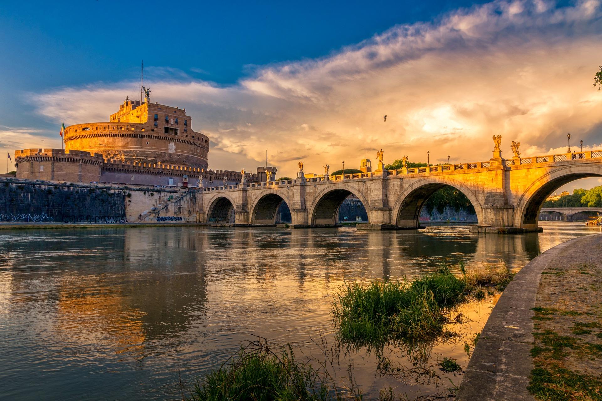 Roma città eterna e le ville di Tivoli