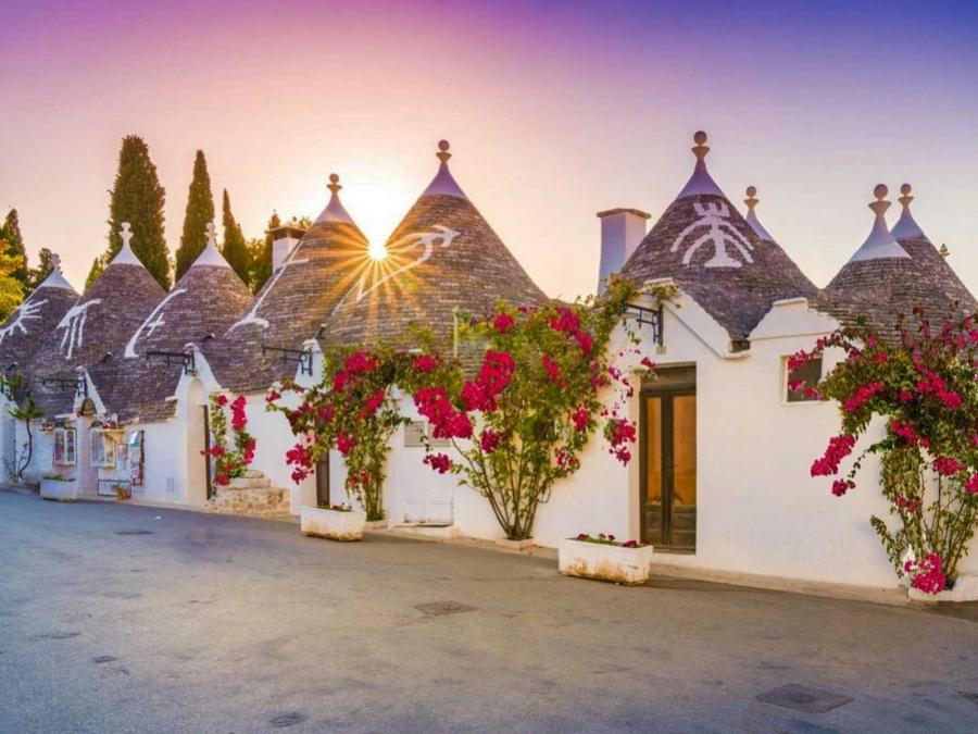 Le città bianche della Puglia